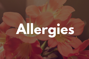 Allergy Benefits